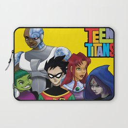 Teen Titans Laptop Sleeve