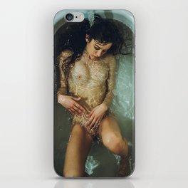 sea serpent 2 iPhone Skin