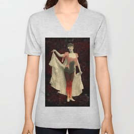 For Art Unisex V-Neck