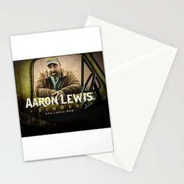 AARON LEWIS SINNER TOUR Stationery Cards