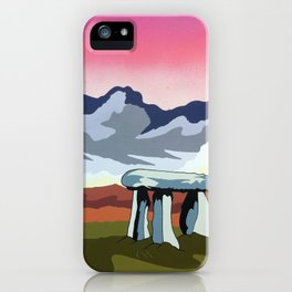 Lanyon Quoit iPhone Case