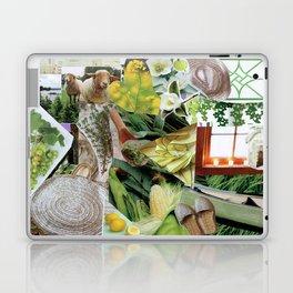 Collage - Feeling Green Laptop & iPad Skin