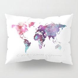 Explore.Dream.Discover Pillow Sham