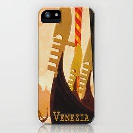 Venezia Italia ~ Venice Italy Travel iPhone Case