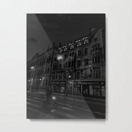 Praha Nights Metal Print