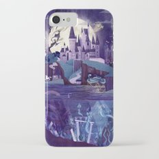 Never a Quiet Year at Hogwarts iPhone 7 Slim Case