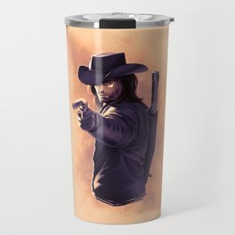 Gunslinger Travel Mug