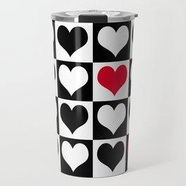 Hearts for you Travel Mug