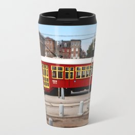 Street Car Travel Mug