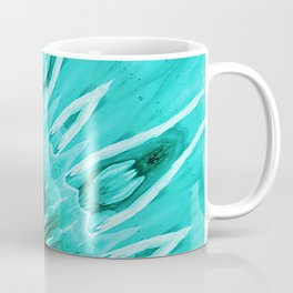 Teal Mandala Coffee Mug
