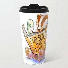 Slytherpuff Travel Mug