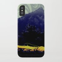 zappa iPhone & iPod Cases featuring Cristo in Rio by img forest