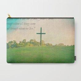 1 Corinthians. Carry-All Pouch