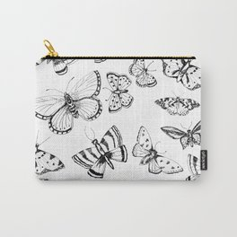 Butterflies and moths Carry-All Pouch