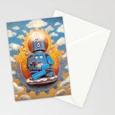 Buddha Bot v5  Stationery Cards