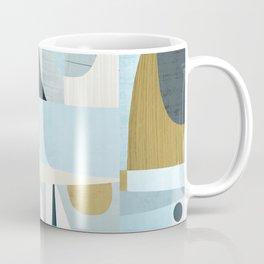Idle Moments Abstract Art Coffee Mug