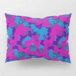 New Youth, camo pattern (clean) Pillow Sham