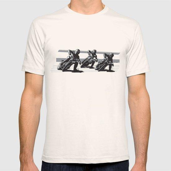 100mph SIDEWAYS T-shirt