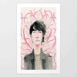 Henry Art Print