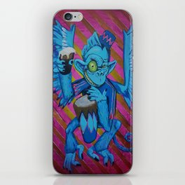 Chris' Flying Monkey iPhone Skin