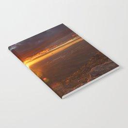 Valley Sunset Notebook