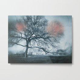 New Yorker: Sunset Park Metal Print
