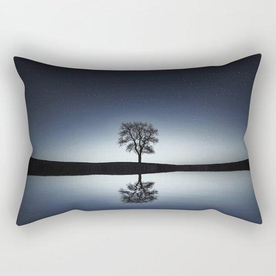 Reflective Individual Rectangular Pillow