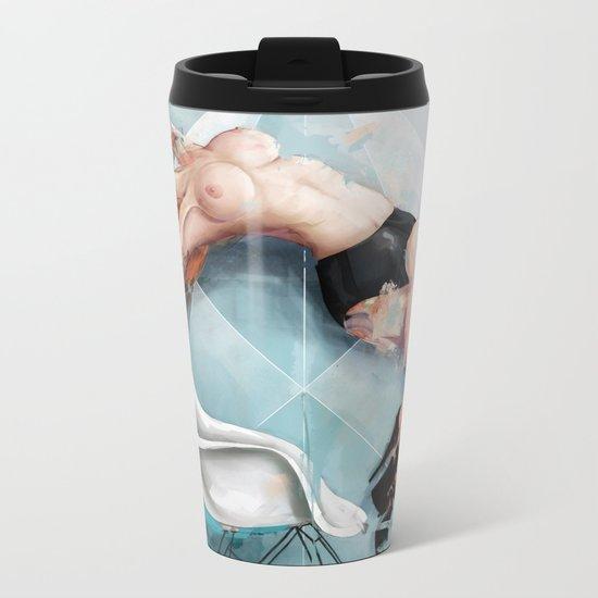 Ascension Metal Travel Mug