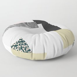 On the wall Floor Pillow
