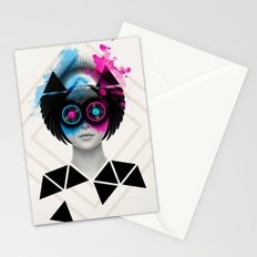 Three Four Stationery Cards
