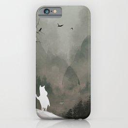 Buka - God of Winter iPhone Case