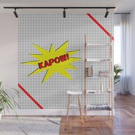 Kapow! Wall Mural