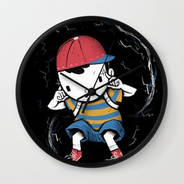 pk smash Wall Clock