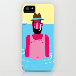 Holidays iPhone Case