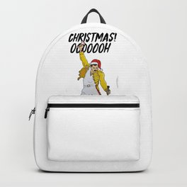 Freddie Christmas Card Backpack