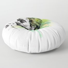 Shiver Floor Pillow
