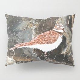 Killdeer bird Pillow Sham