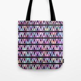 Geometric Glossy Pattern G330 Tote Bag
