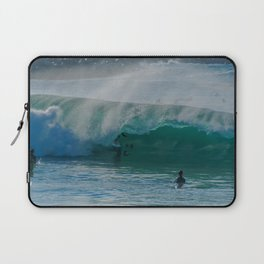 Shacked at the Wedge Laptop Sleeve
