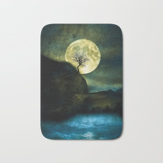 The Moon and the Tree. Bath Mat