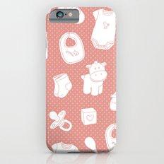 Baby red Slim Case iPhone 6s