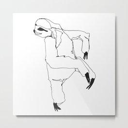 A Sloth Metal Print