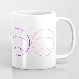Unsmile Coffee Mug