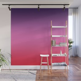 Carriacou - Classic Colorful Abstract Minimal Modern Summer Style Color Gradient Wall Mural