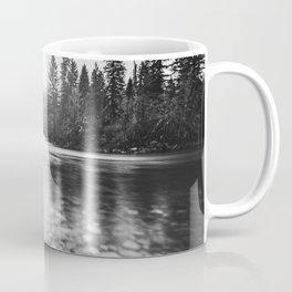 Pacific Northwest River III - Nature Photography Coffee Mug