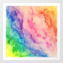 mark002 Art Print