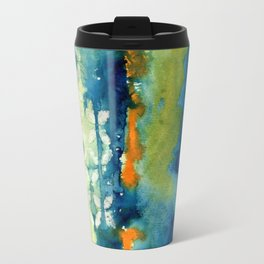 Aquamarine Dreams Travel Mug