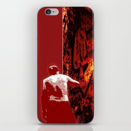 Bombing iPhone Skin