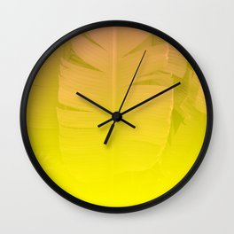 Summer Side Wall Clock