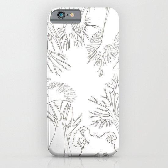 El Bosque iPhone & iPod Case